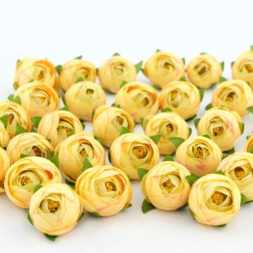 Sztuczne kwiaty główki kwiatowe